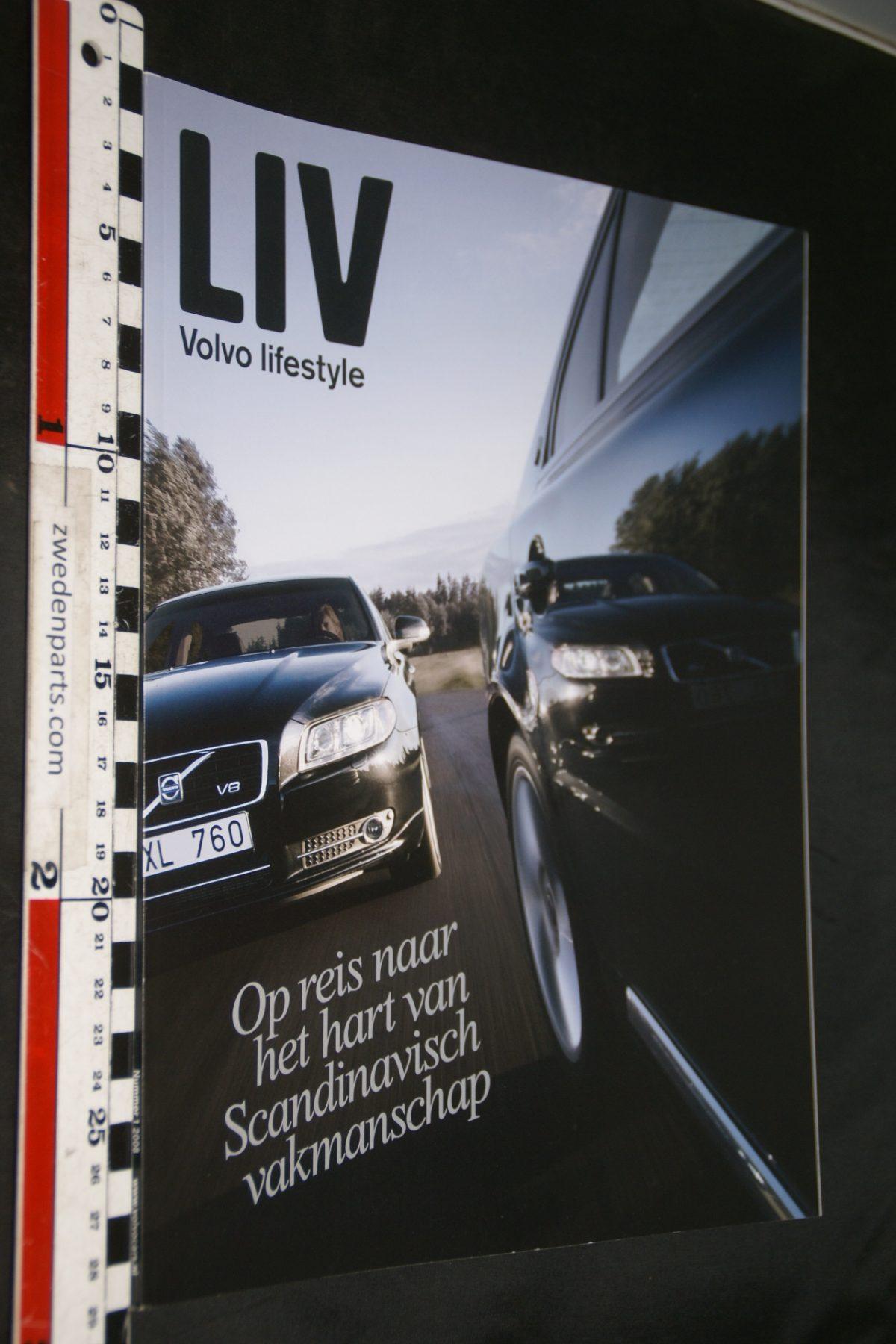 DSC05121 2008 tijdschrift Volvo LIV nr 1