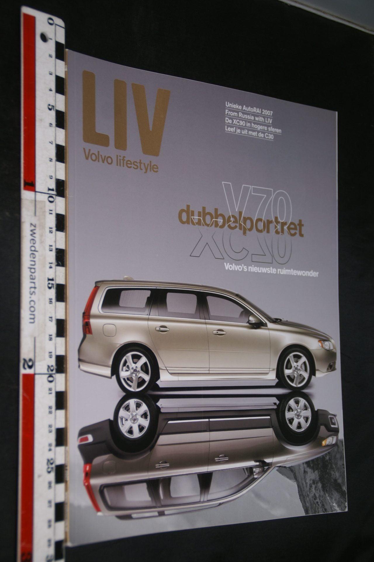 DSC05125 2007 tijdschrift Volvo LIV nr 1