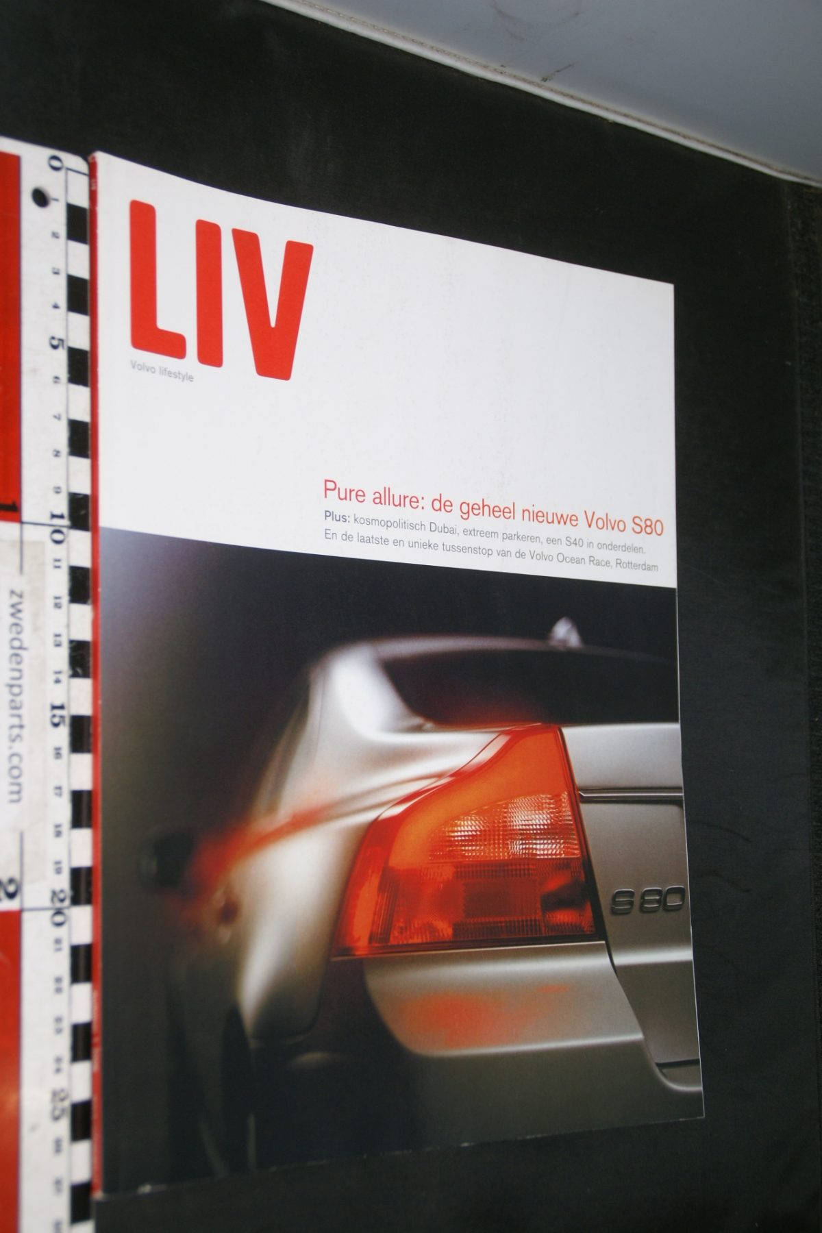 DSC05135 2006 tijdschrift Volvo LIV nr 1