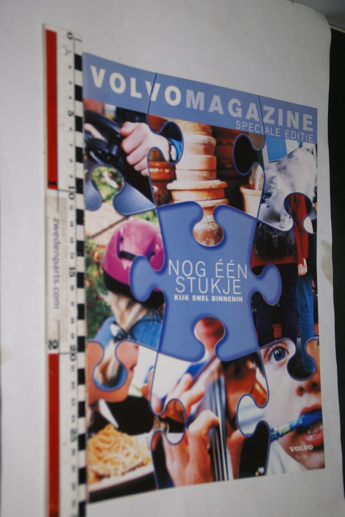 DSC05165 2000 tijdschrift Volvo Magazine nr 1 V70
