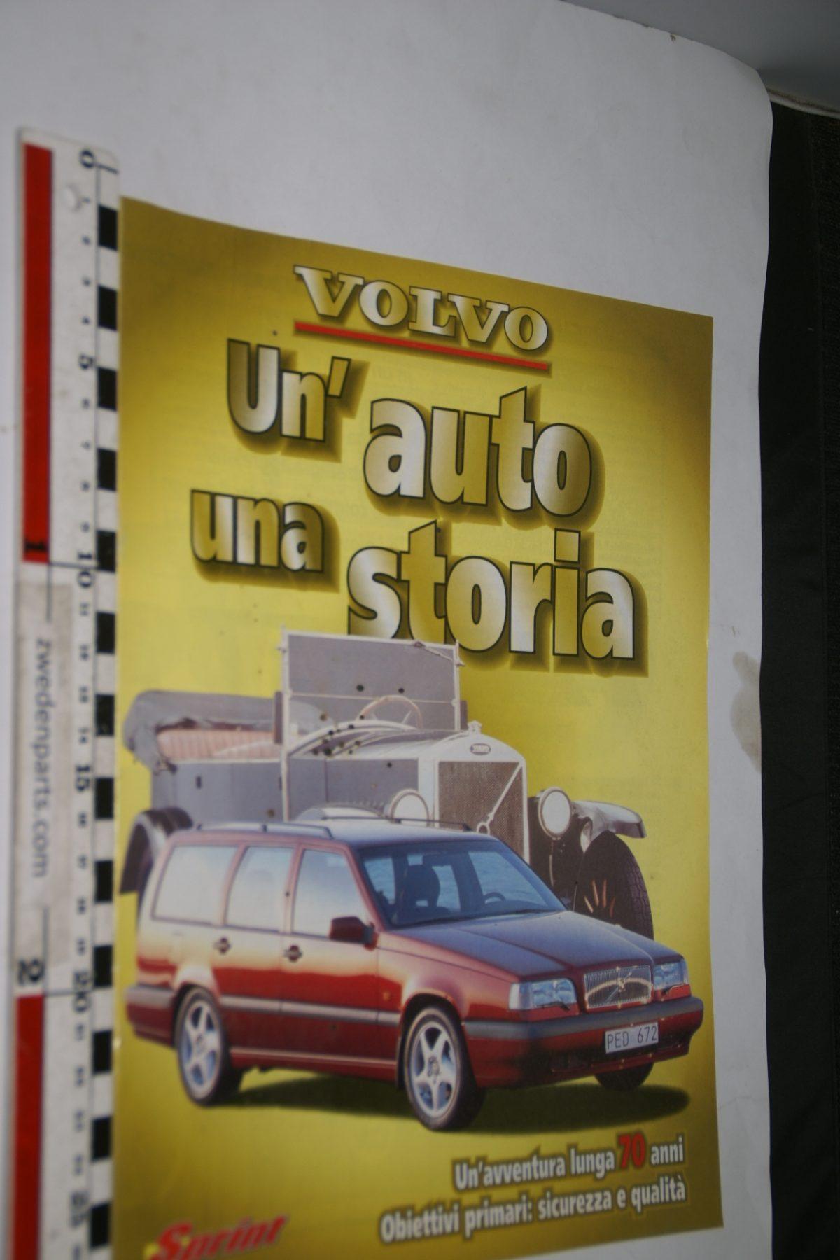 DSC05181 1997 tijdschrift Volvo 70 jaar