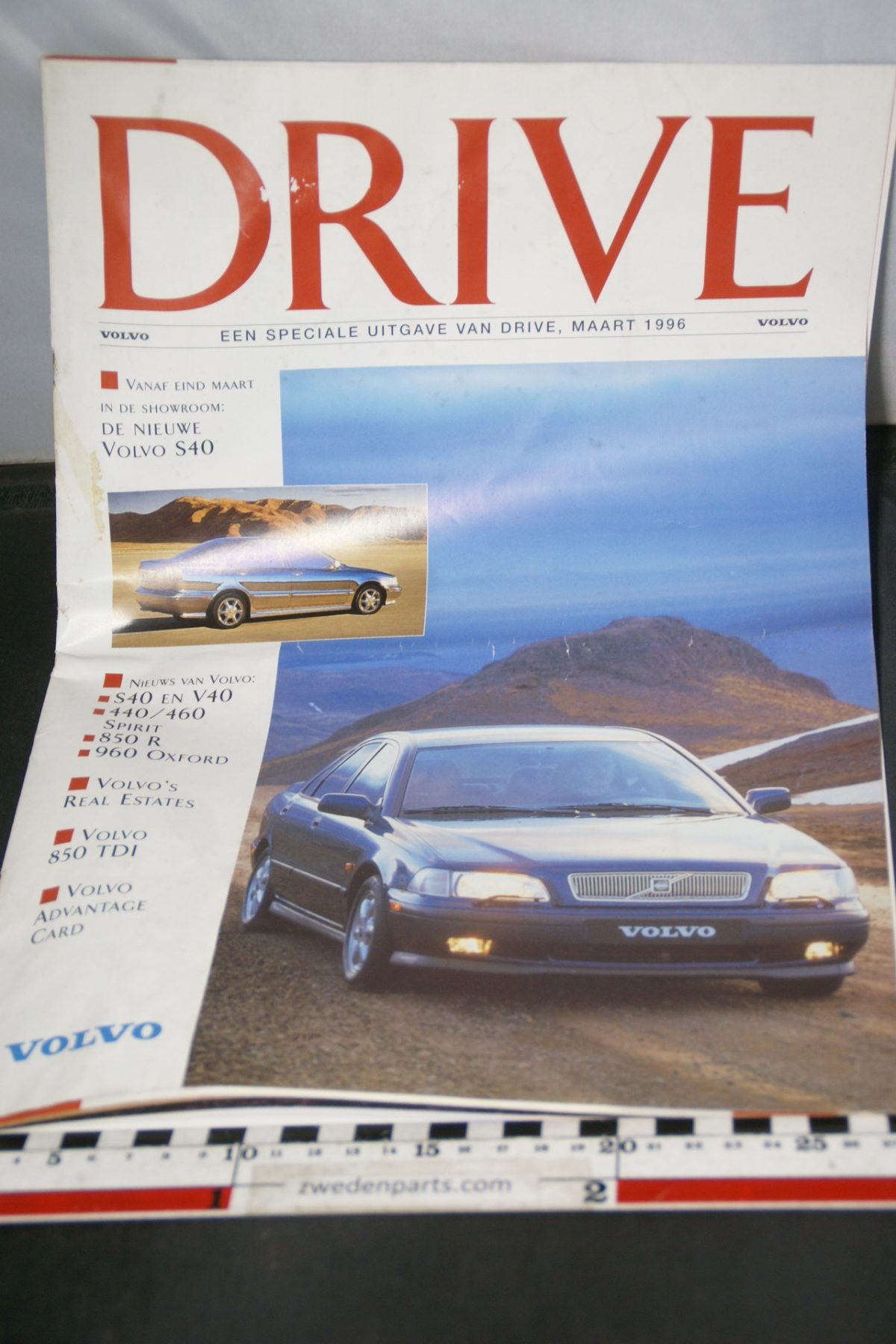 DSC05183 1996 tijdschrift Volvo Drive nr 3