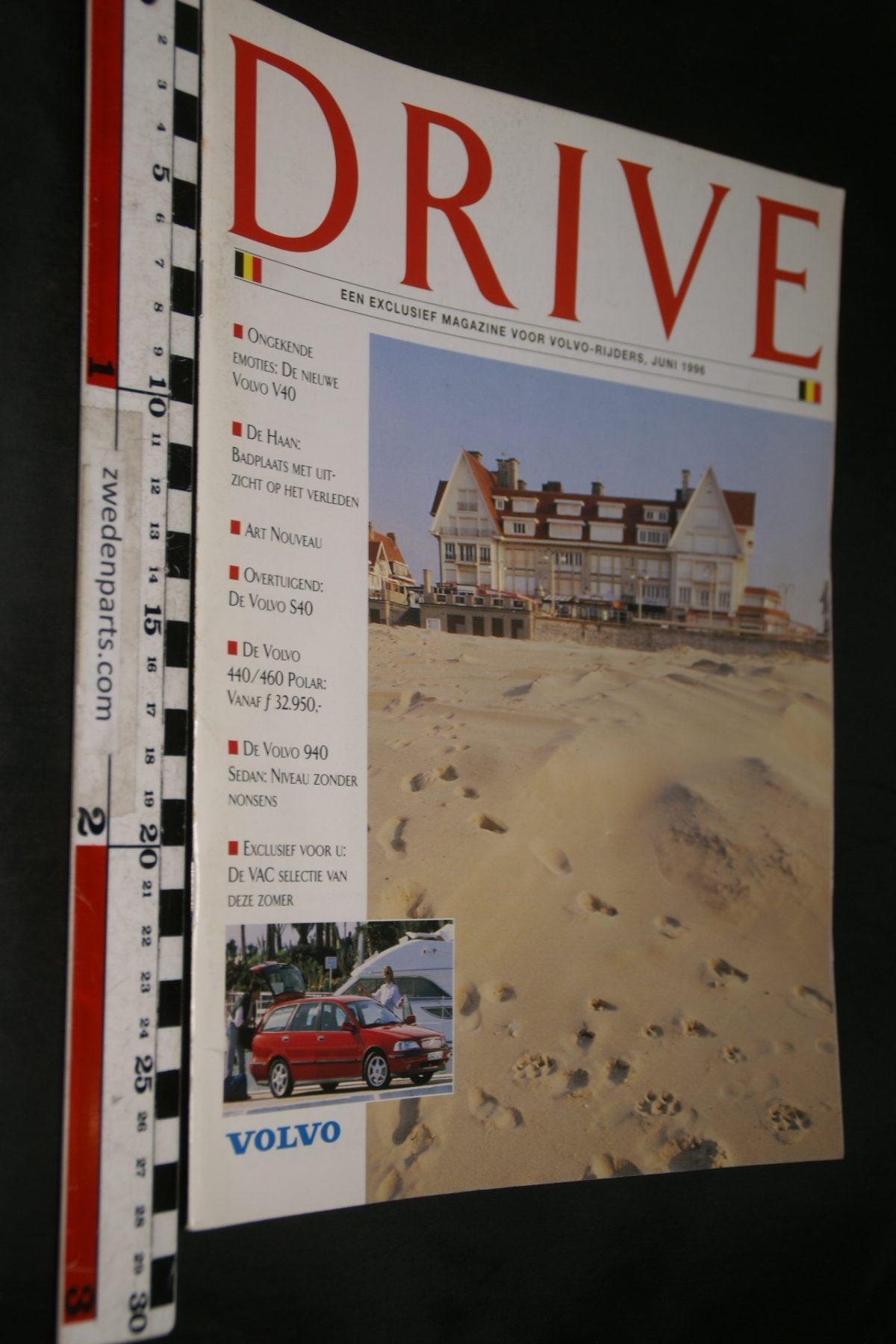 DSC05187 1996 tijdschrift Volvo Drive nr 6