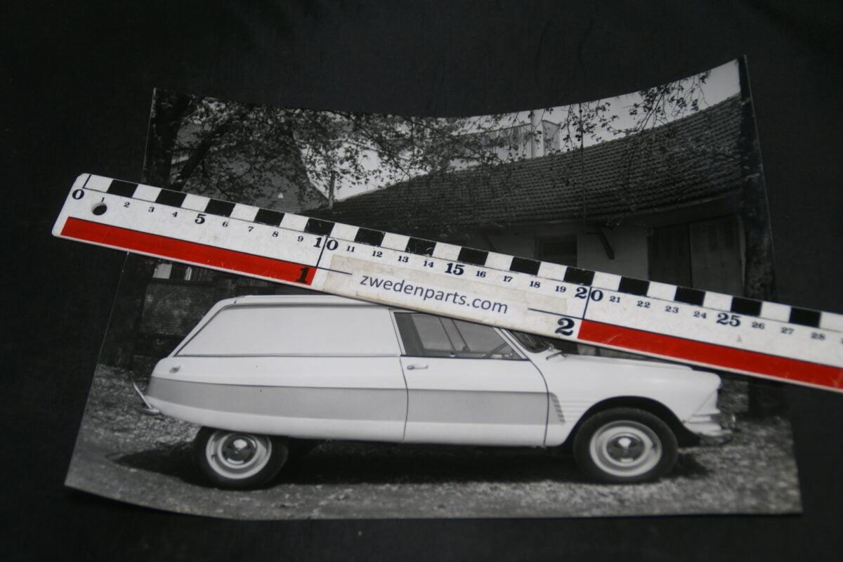 DSC05197 originele persfoto Citroen AMI bestelwagen