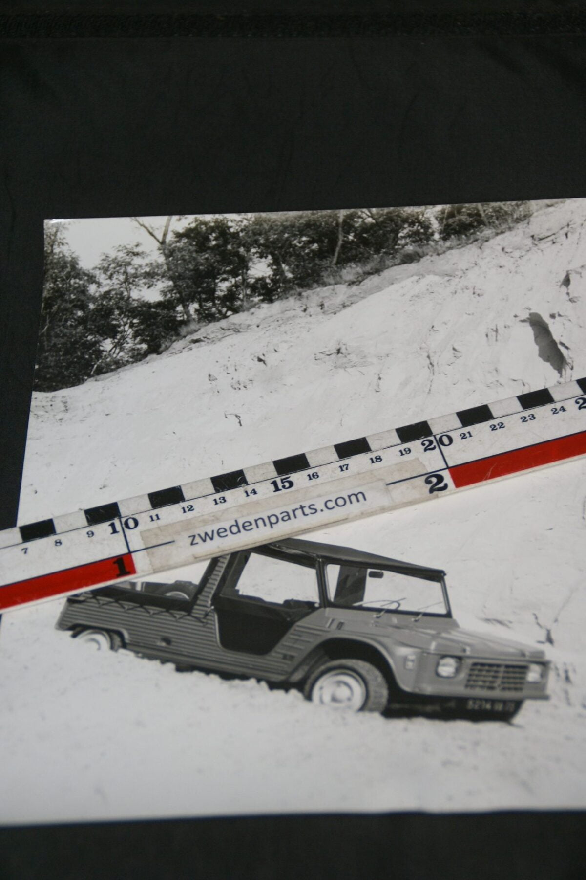 DSC05203 originele persfoto Citroen Mehari