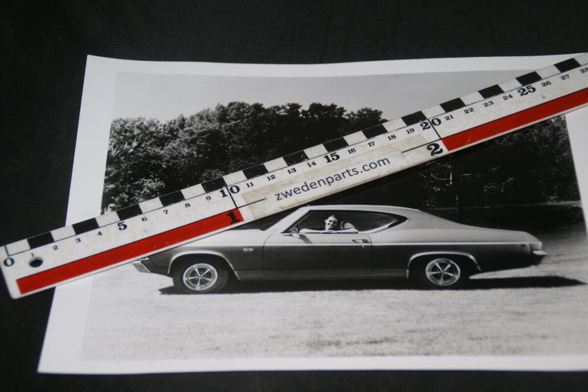 DSC05209 1969 originele persfoto Chevrolet Chevelle