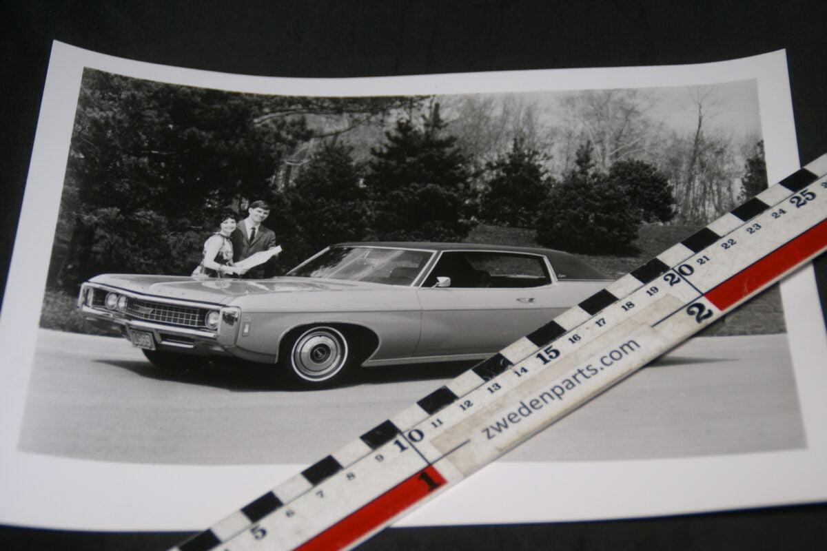 DSC05211 1969 originele persfoto Chevrolet Caprice