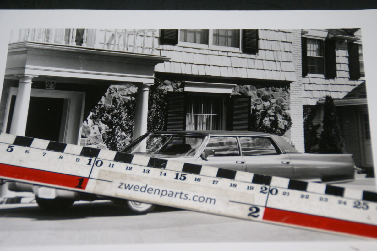 DSC05215 1969 originele persfoto Cadillac Brougham
