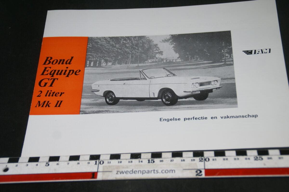 DSC05265 ca. 1968 brochure Bond Equipe MkII GT