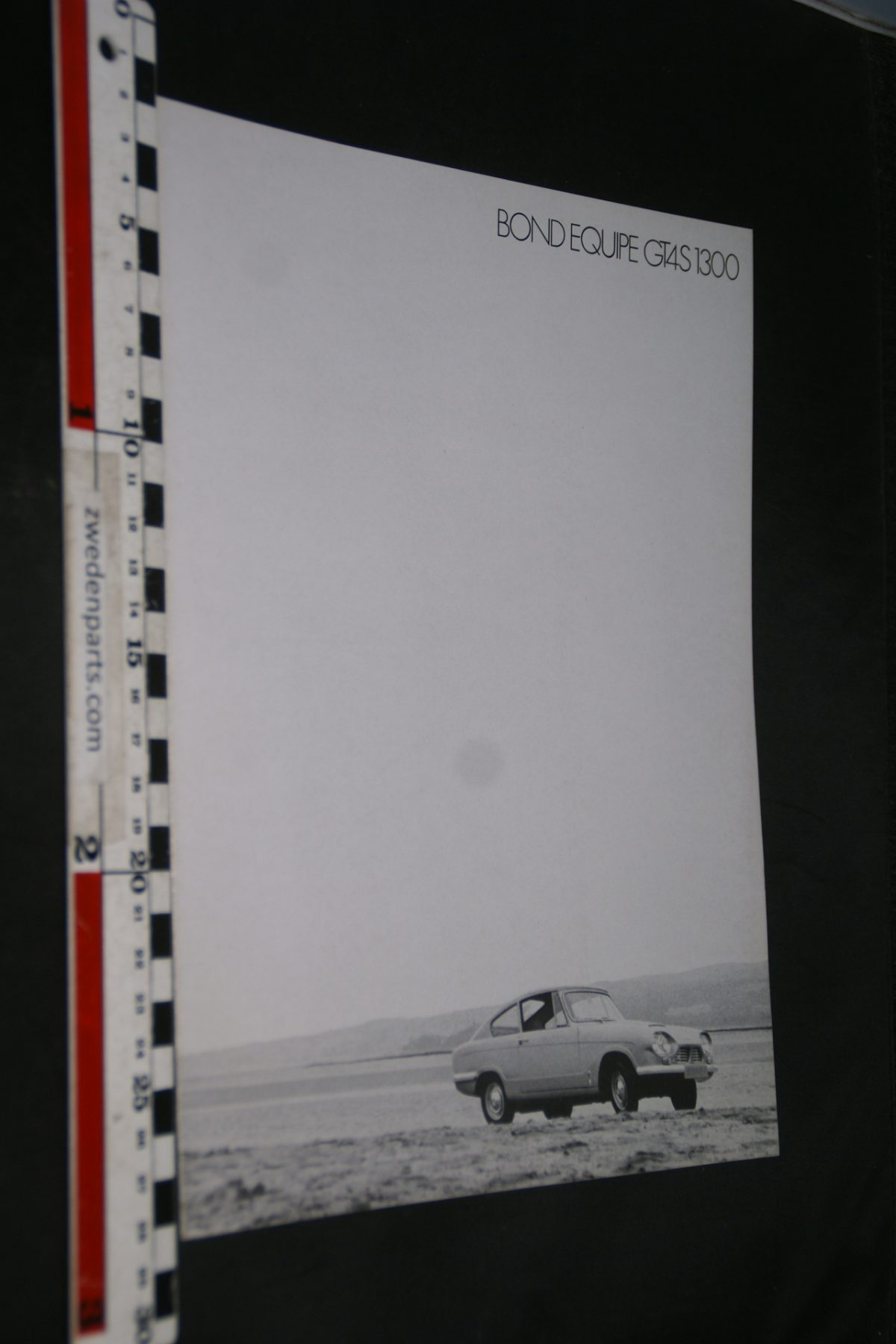 DSC05277 brochure Bond Equipe GT4S 1300