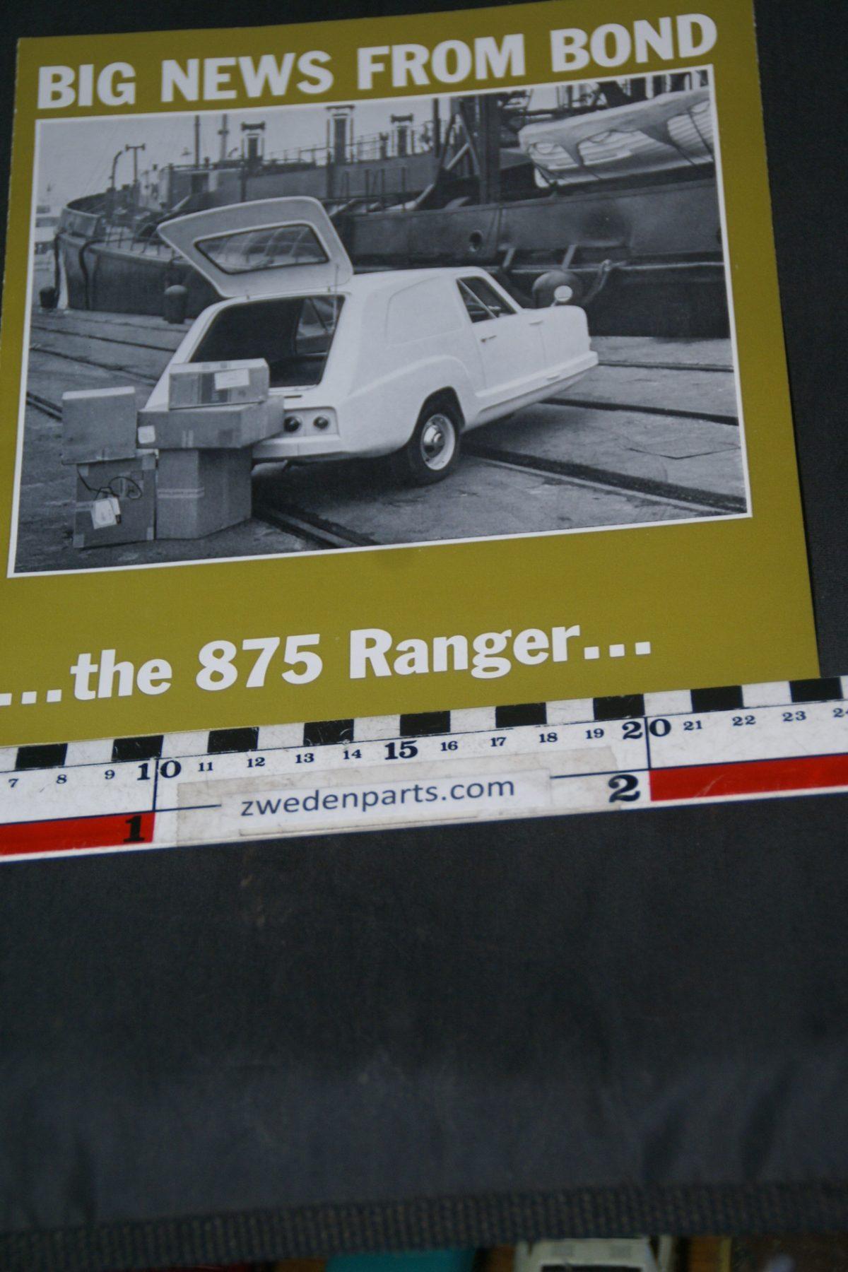 DSC05279 brochure Bond 875 Ranger
