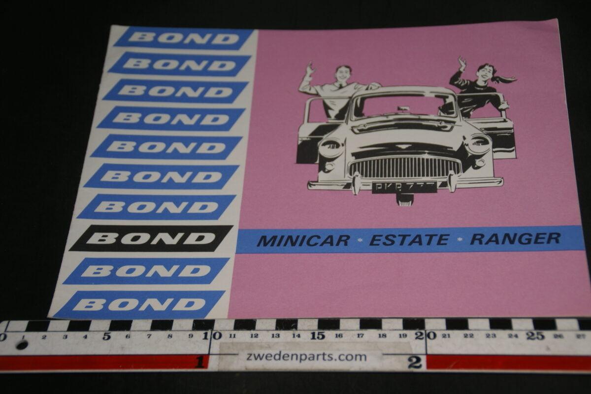 DSC05280 brochure Bond Minicar, Estate, Ranger