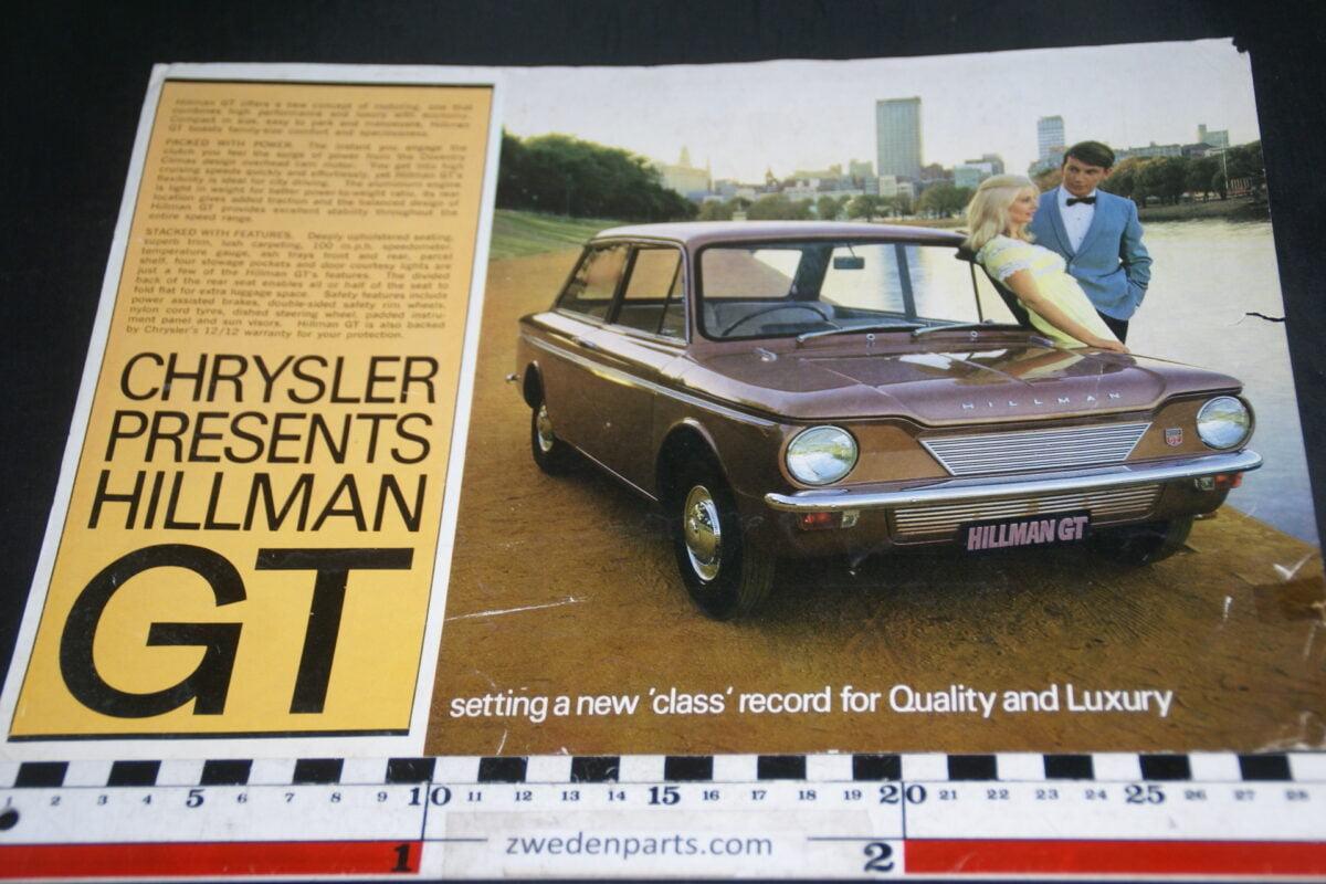 DSC05308 brochure Hillman GT
