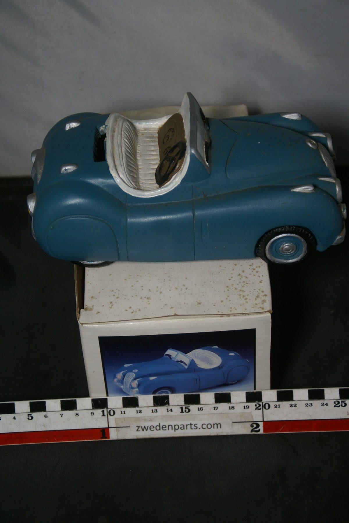 DSC05513 miniatuur Jaguar XK 120 ca. 1op24 Mint boxed