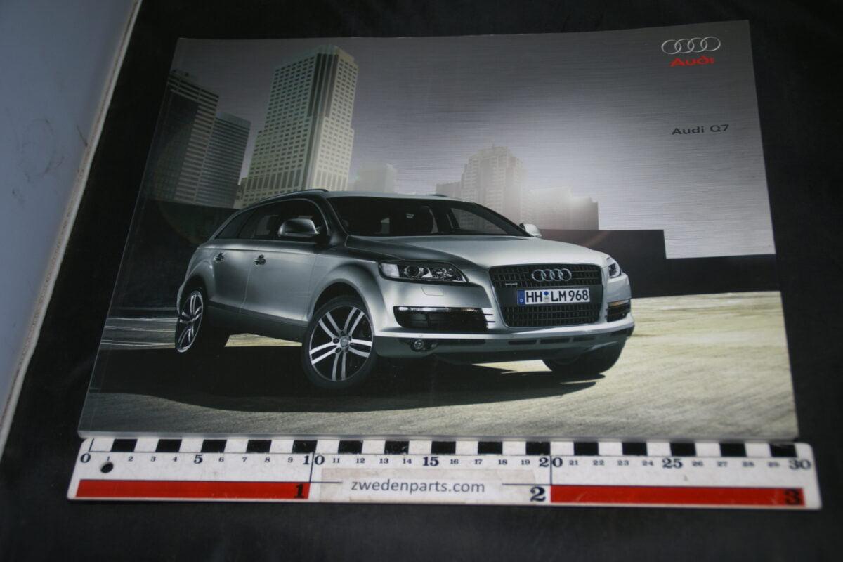 DSC05546 2006 brochure Audi Q7 nr 6331104.70.33
