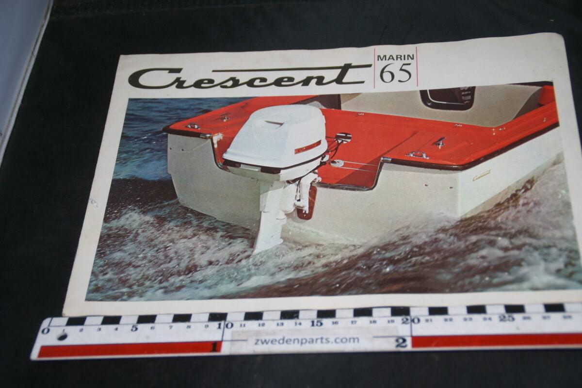 DSC05576 brochure Crescent Marine 65  buitenboordmotoer