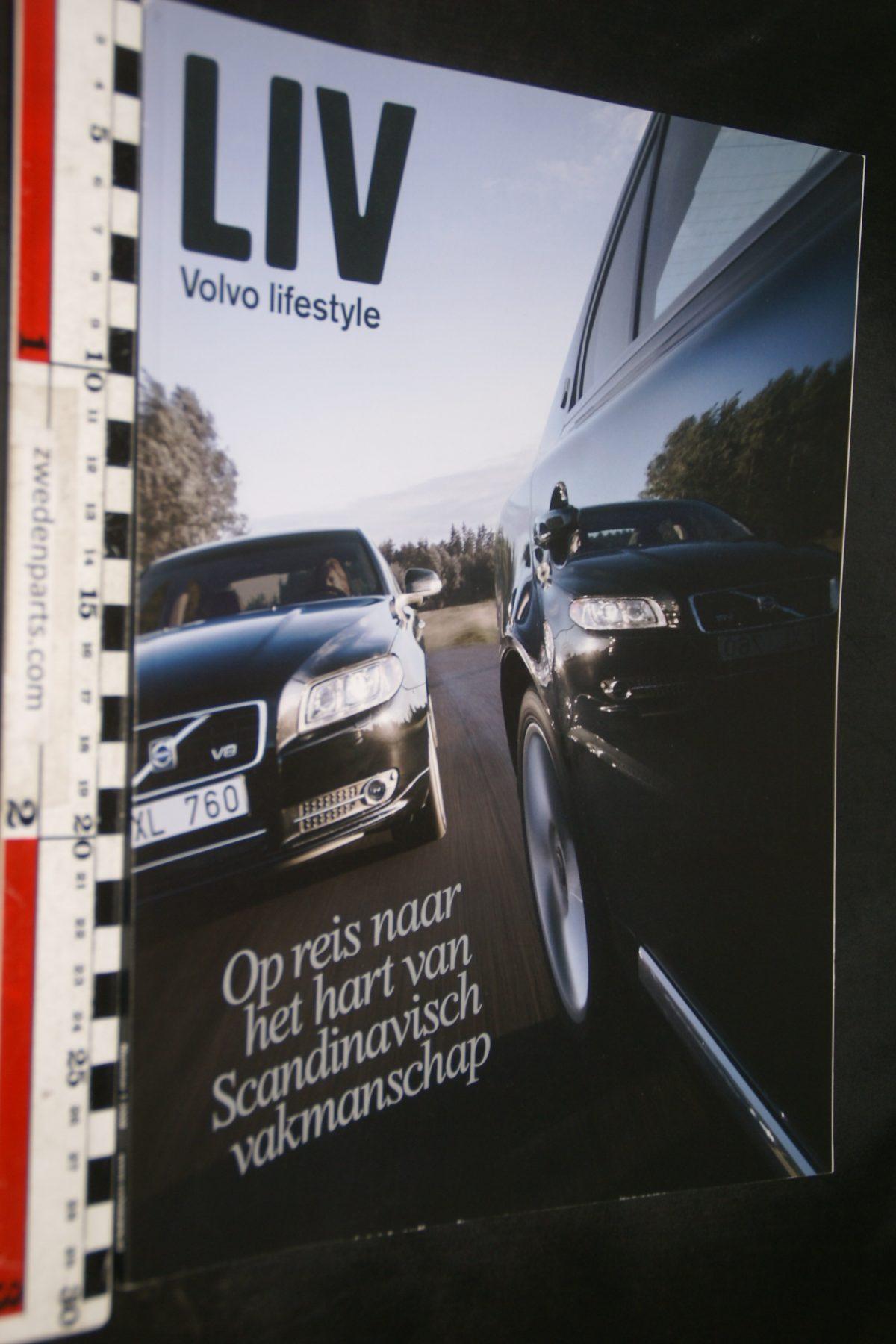 DSC04222  tijdschrift Volvo LIV V8 V70