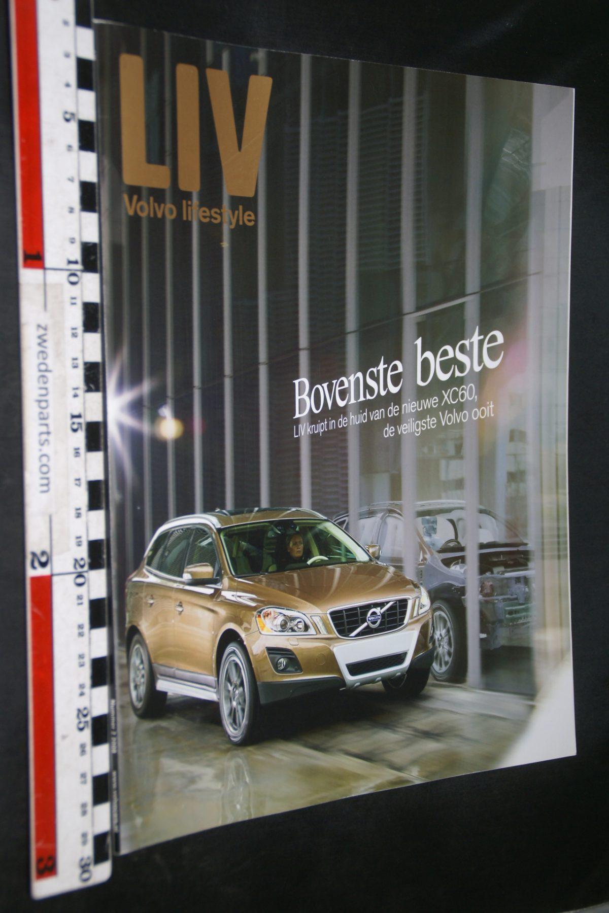 DSC04223  tijdschrift Volvo LIV XC60