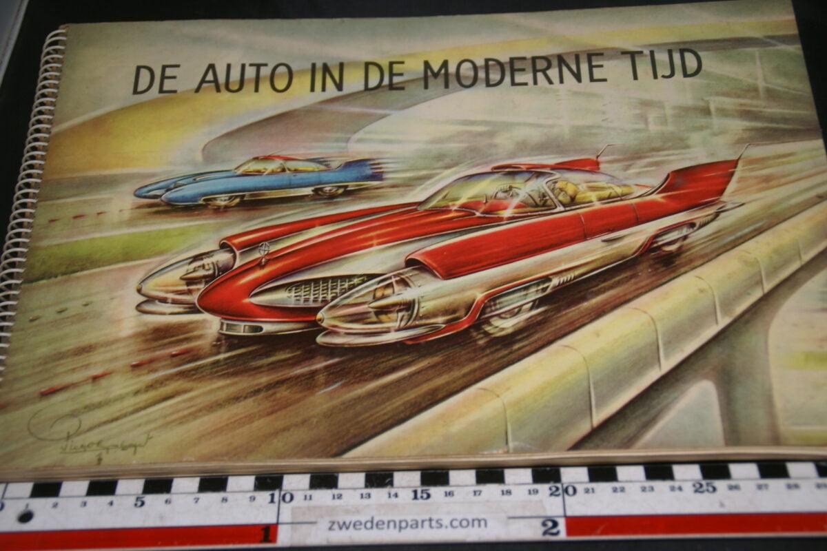 DSC04229 ca. 1957 plaatjes album Piet Olyslager, Full Speed