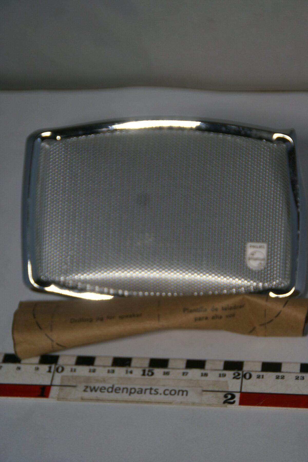 DSC05987 Volvo Amazon, 140 Philips radiospeaker rooster NOS nr. 7217