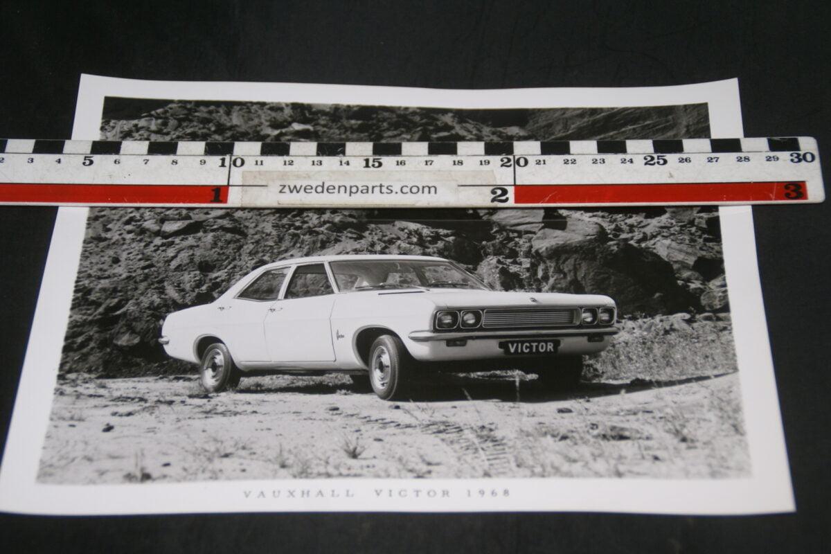 DSC06006 persfoto Vauxhall Victor
