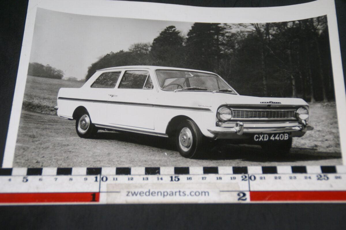 DSC06009 persfoto Vauxhall Viva