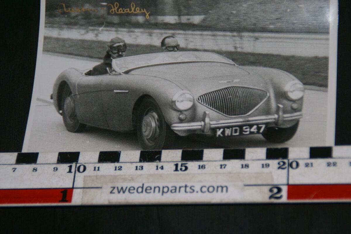 DSC06018 persfoto Austin Healy 100, Maus Gatsonides