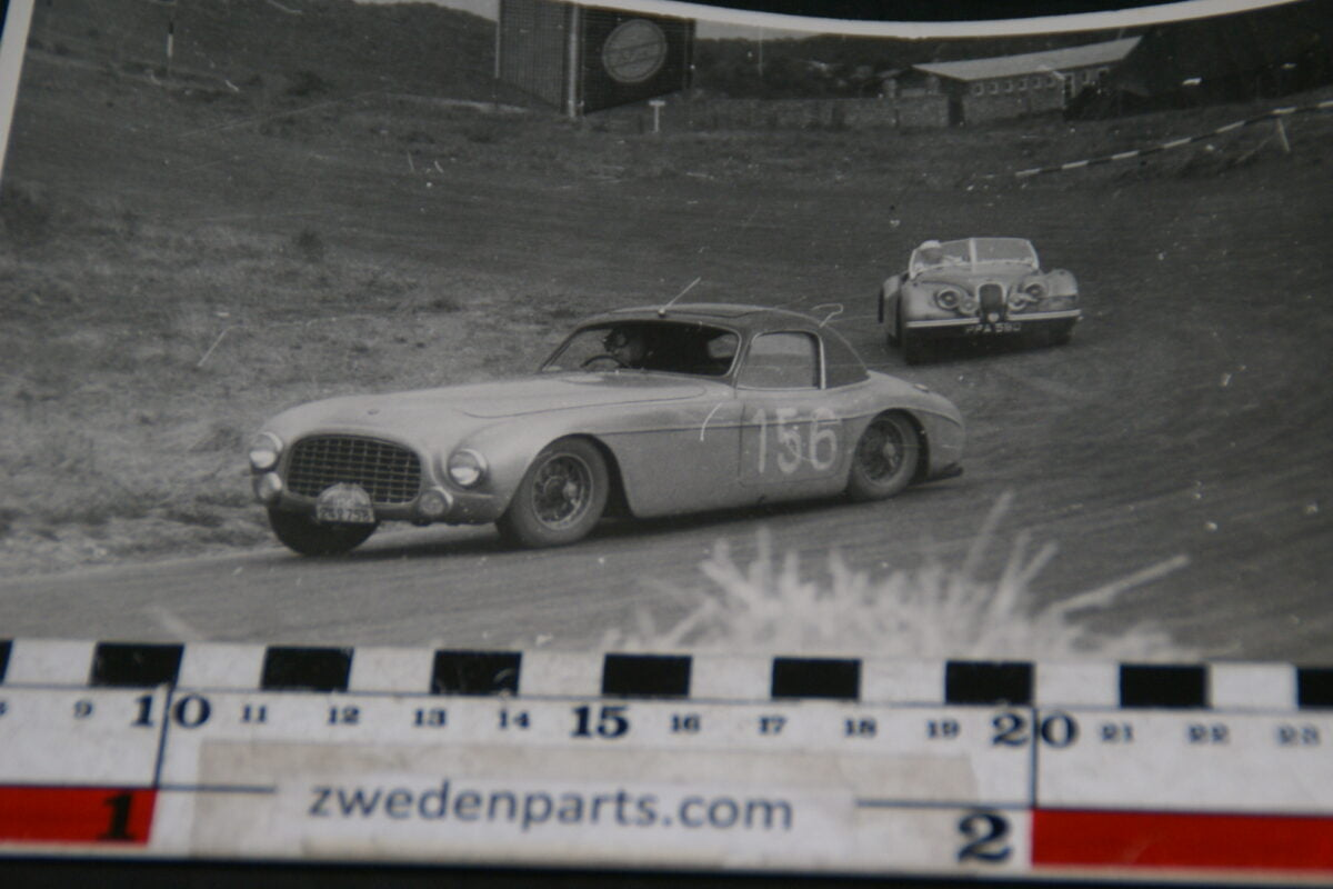 DSC06020 persfoto Ferrari