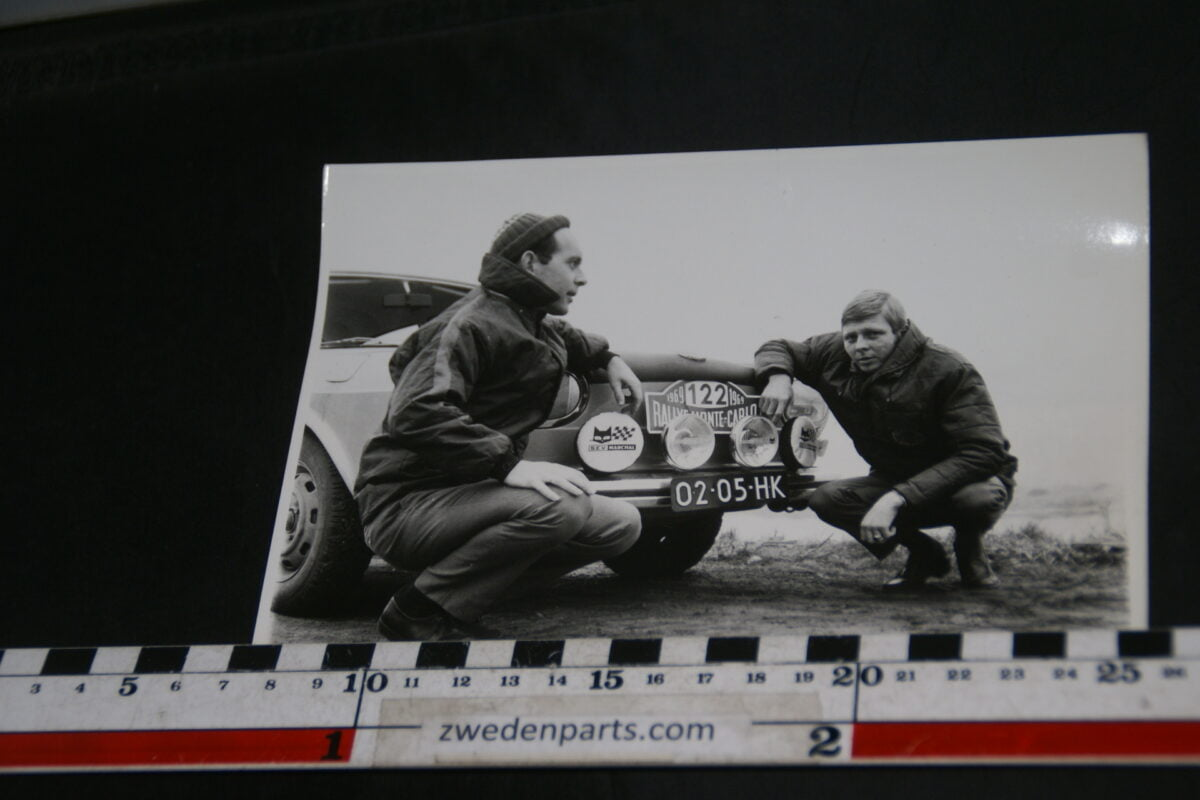DSC06022 persfoto Gijs van Lennep VW 411 38e Monte Carlo
