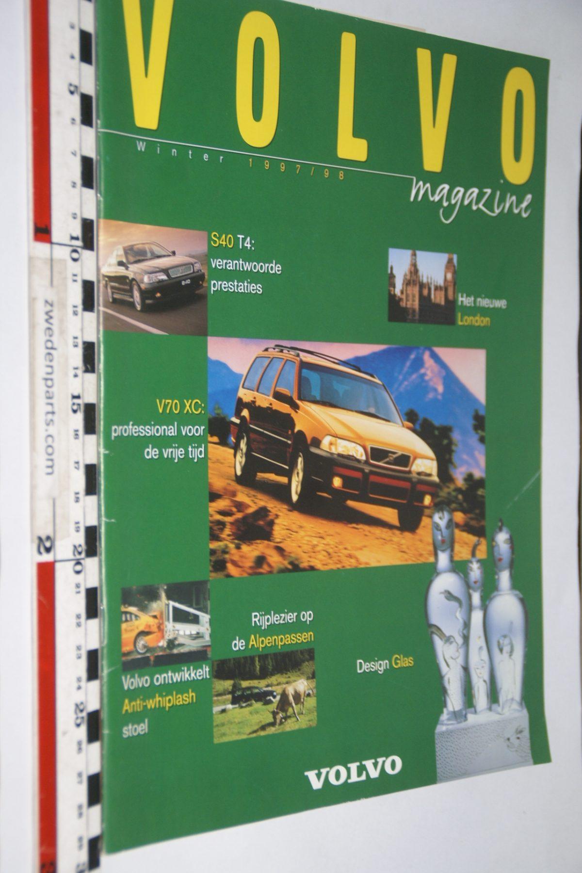 DSC06052 1997-1998 tijdschrift Volvo Magazine
