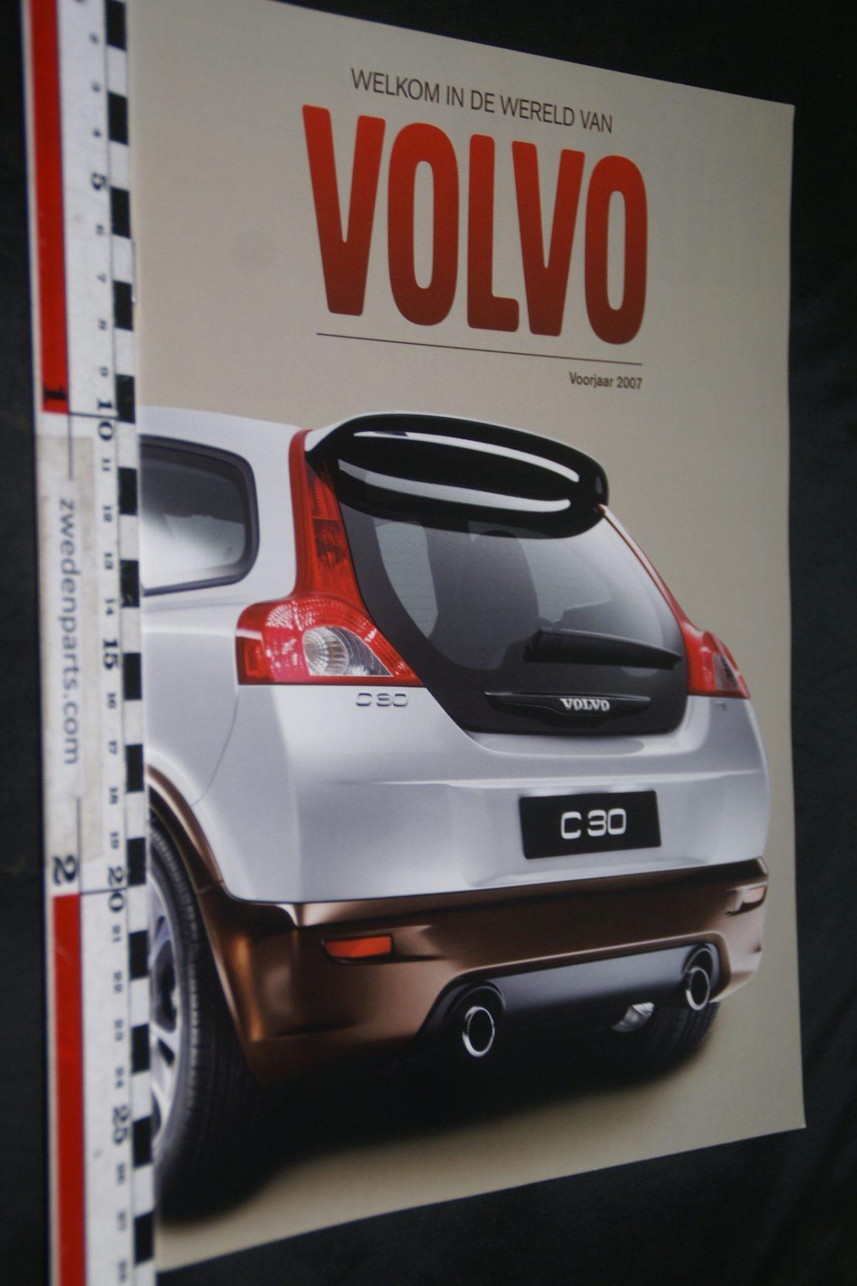 DSC06058 2007 voorjaar brochure Volvo C30