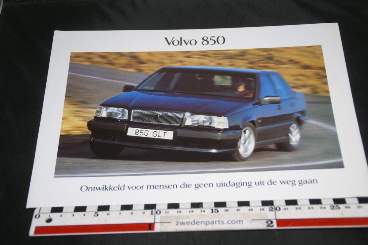DSC06274 1992 oktober brochure Volvo 850