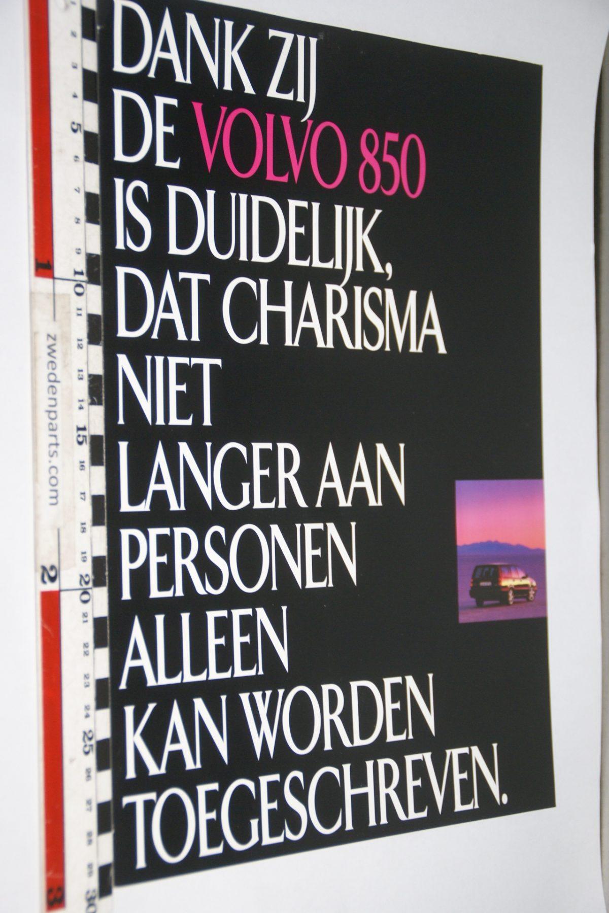 DSC06282 1995 januari brochure Volvo 850