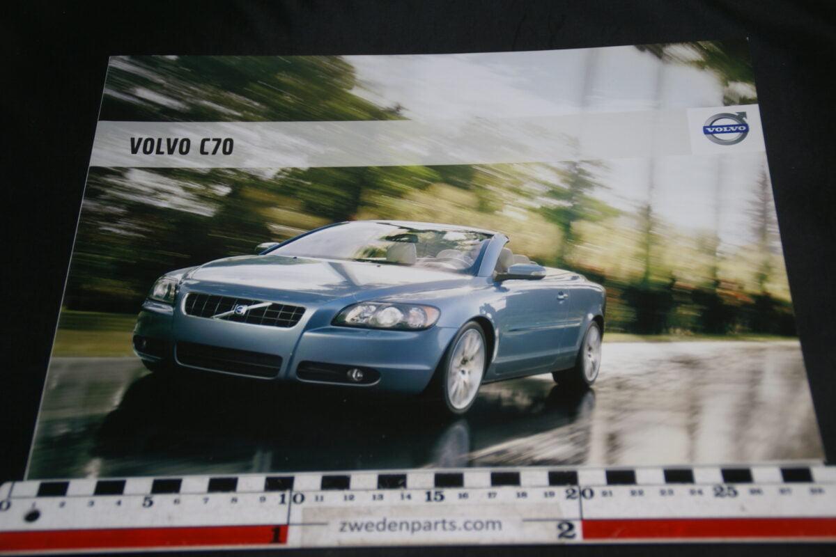 DSC06312 2008 brochure Volvo C70 nr SP C70 00001