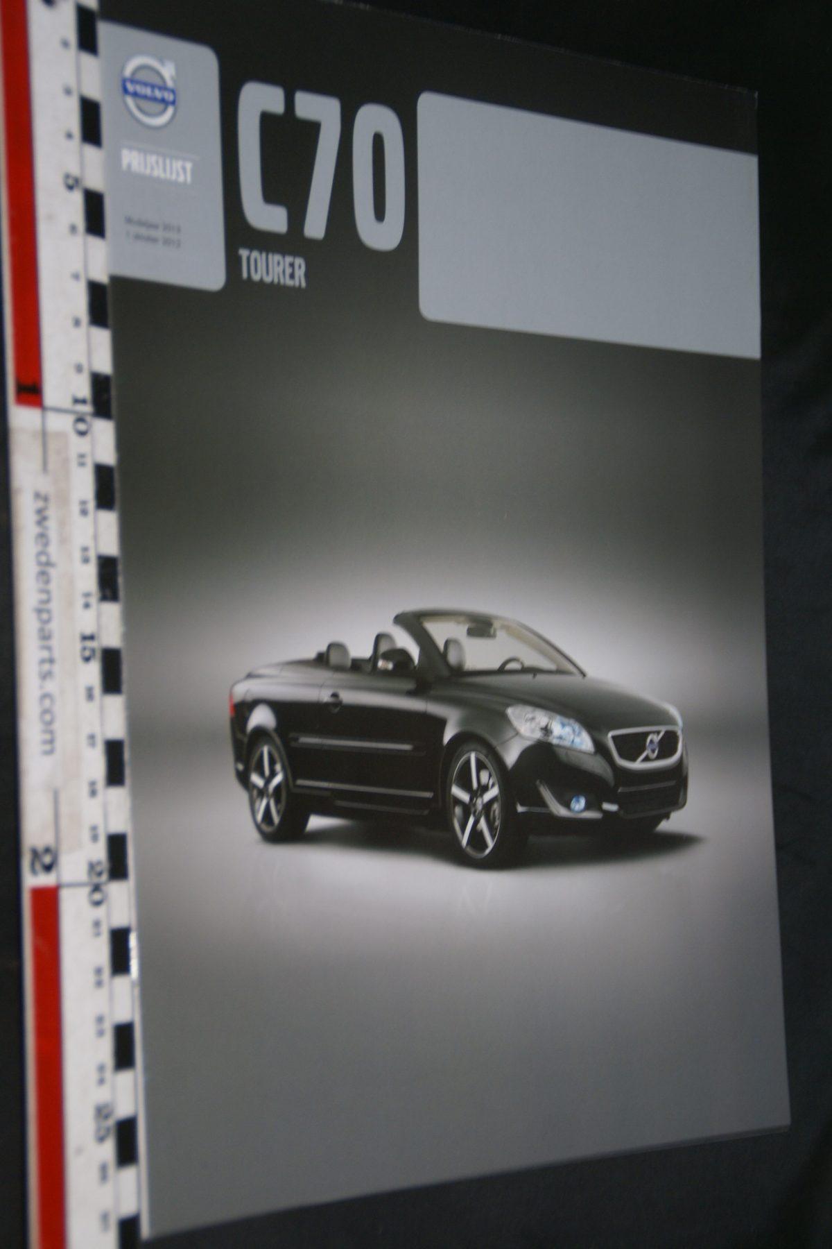 DSC06314 2012 brochure prijslijst Volvo C70 Tourer MY13 -08-2012-v2