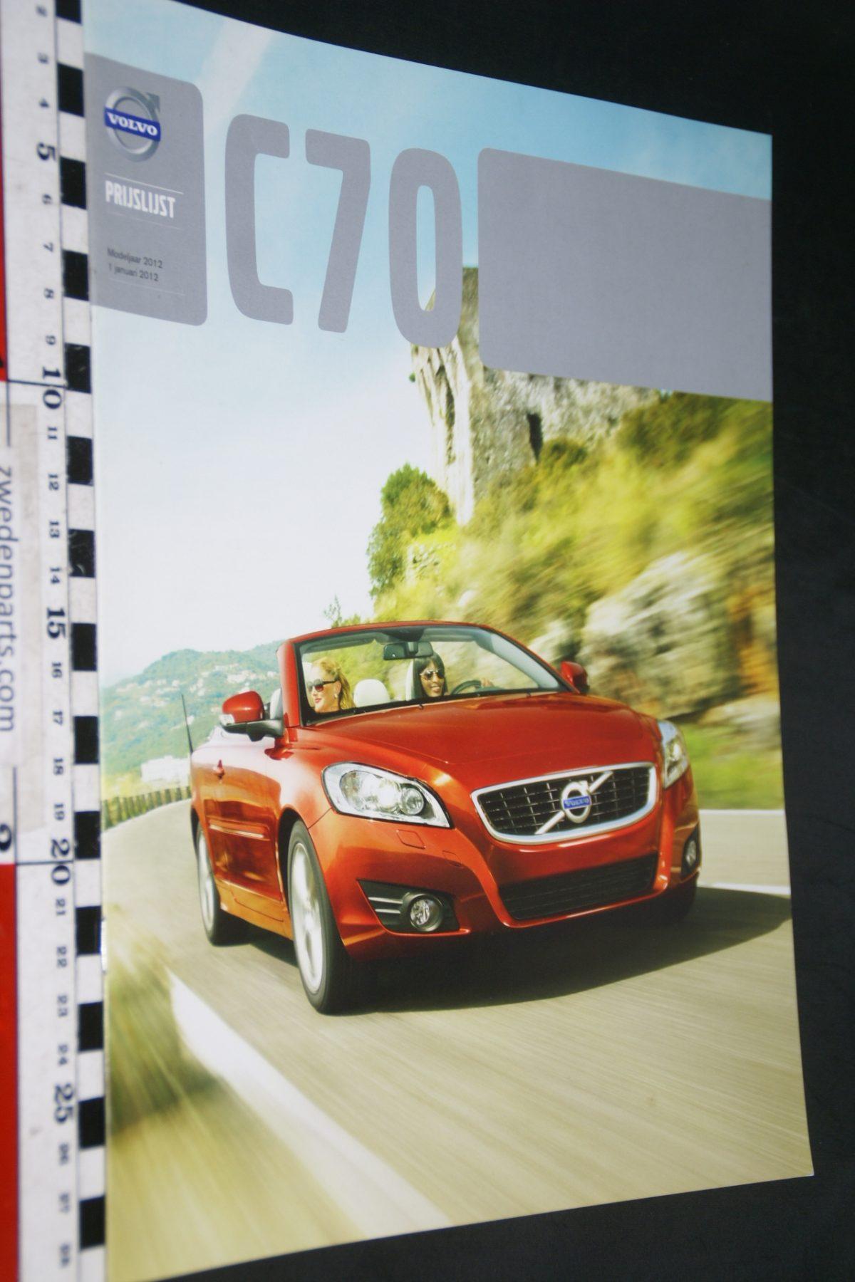 DSC06325 2012 brochure Volvo C70 nr MY12 01-2012-V2