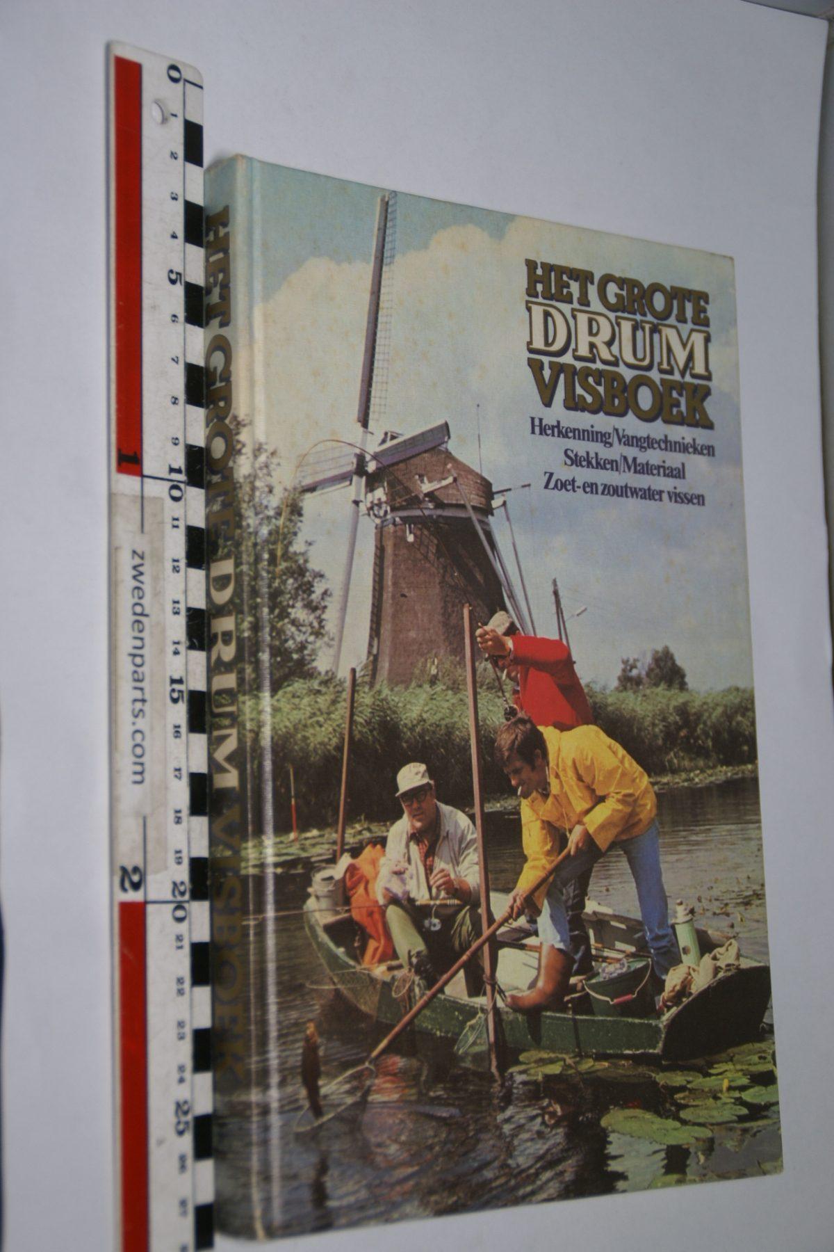 DSC06896 Het grote DRUM visboek