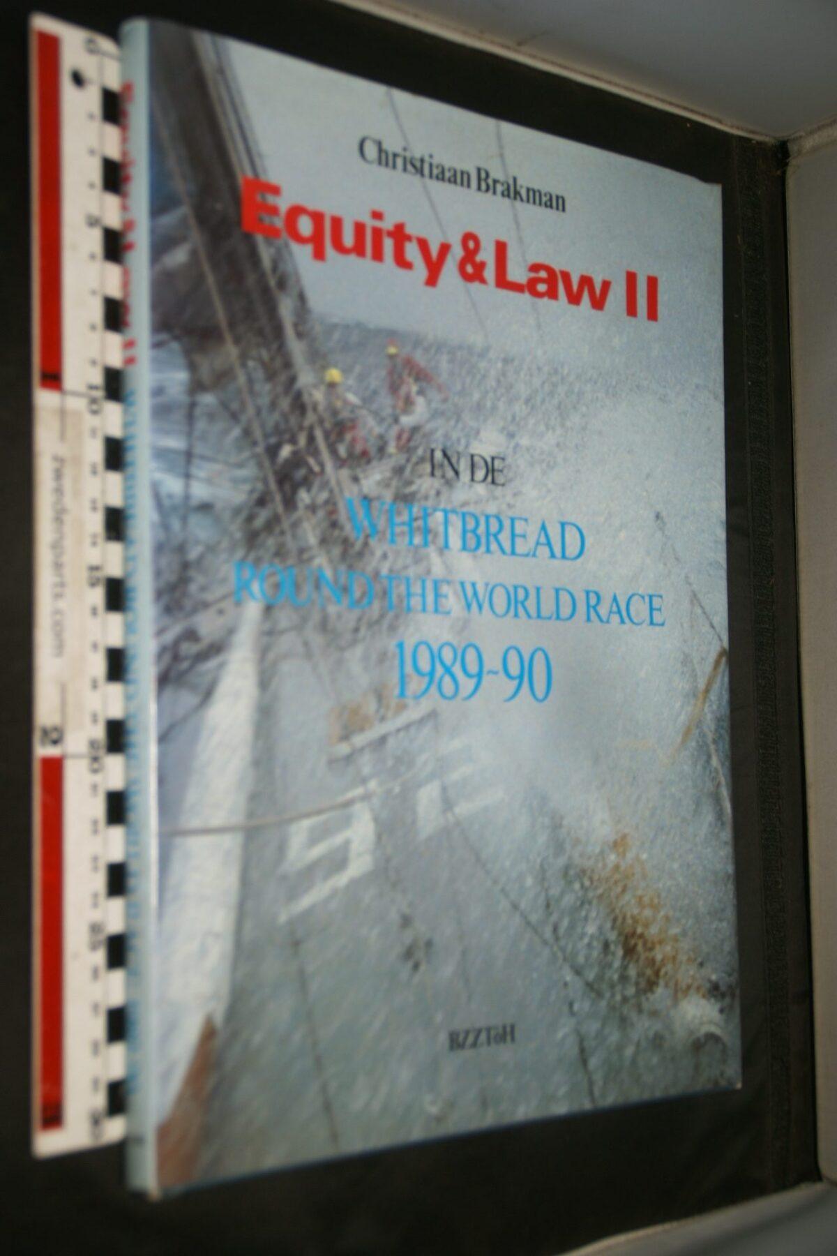 DSC06950 1990 boek Equity & Law II van Christiaan Brakman  ISBN 9062915795