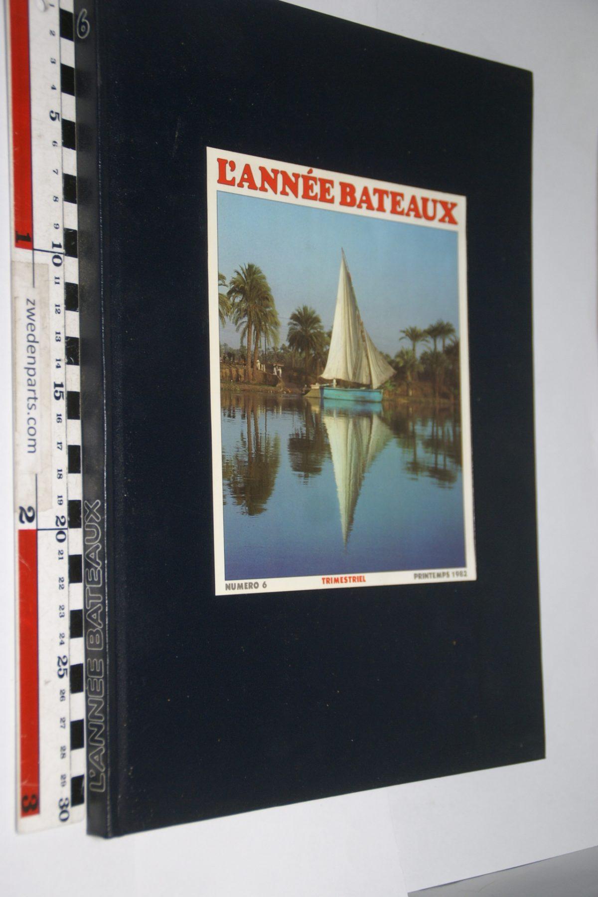 DSC06951 1982 boek l'Année Bateaux nr 6