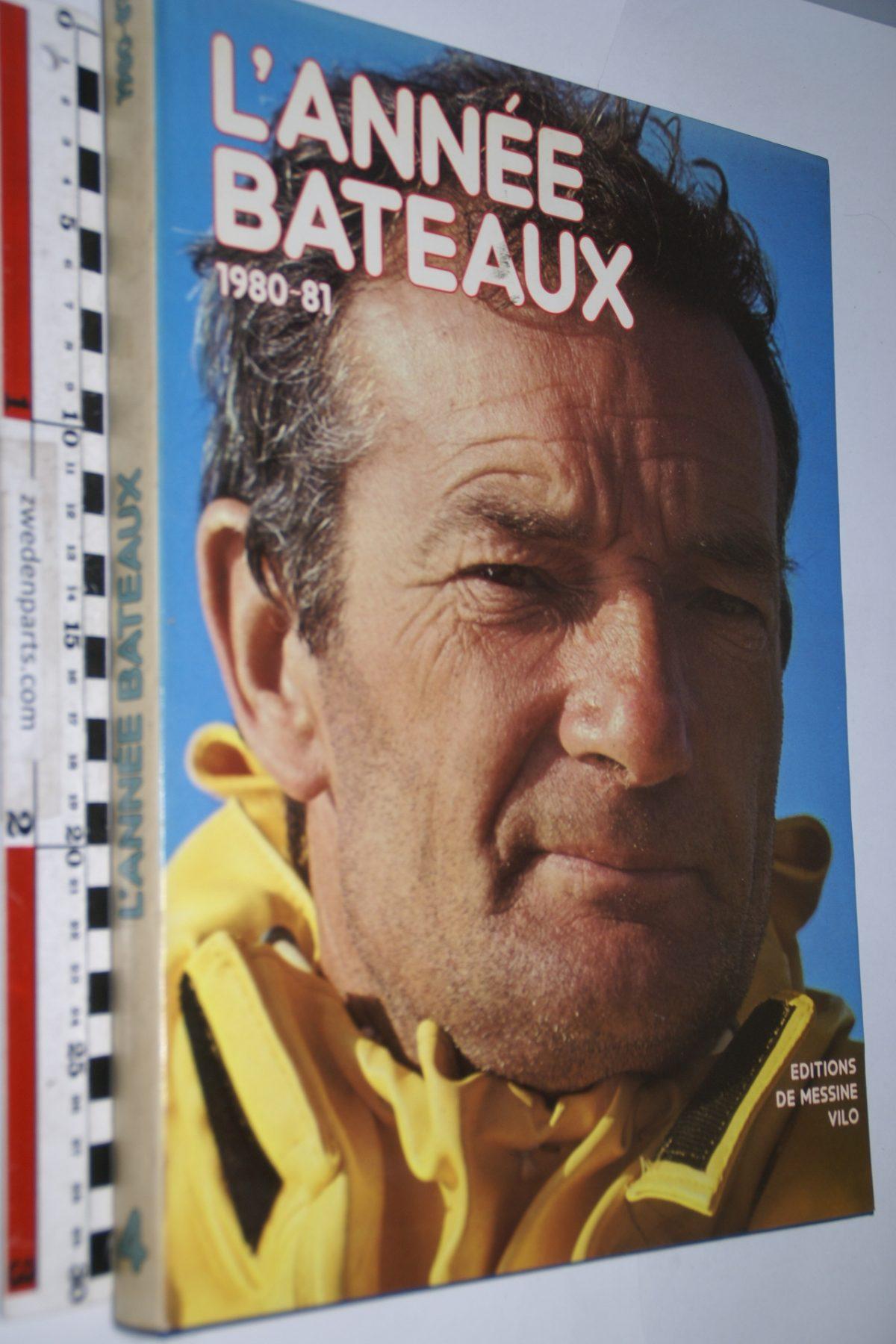 DSC06959 1980-81 boek l'Année Bateaux ISBN 286409004