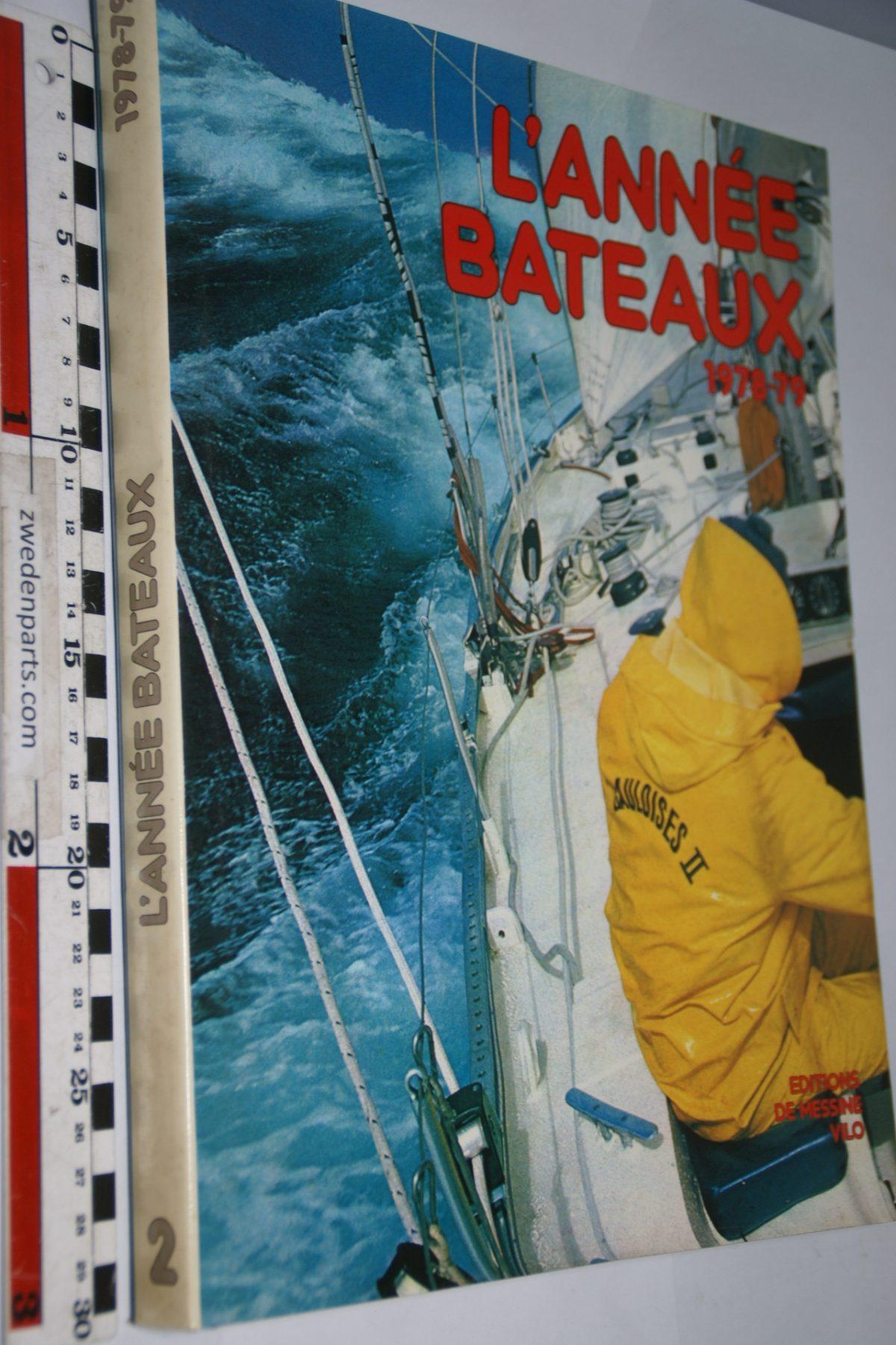 DSC06964 1978-79 boek l'Année Bateaux ISBN 2719100676