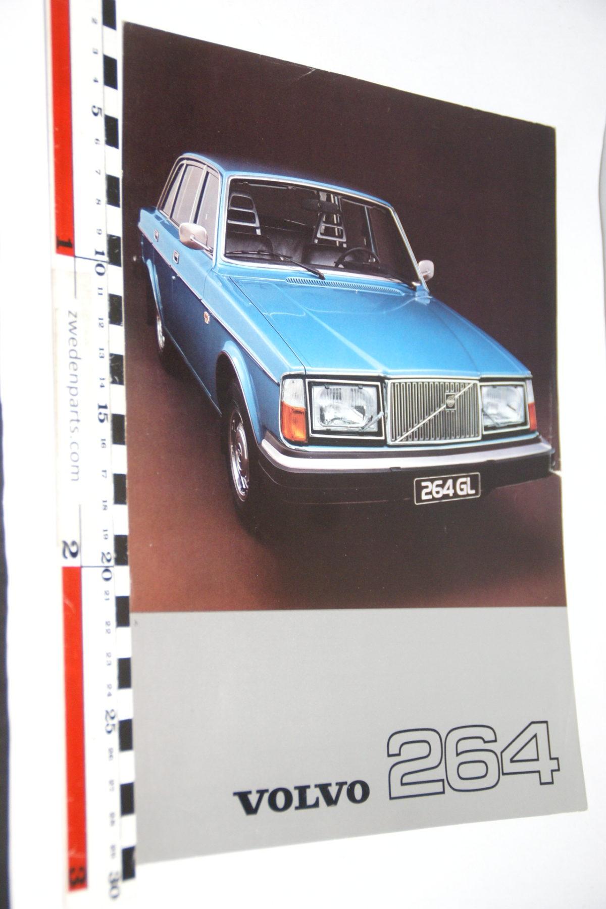 DSC07982 1976 brochure Volvo 264 nr RSPPV 2915