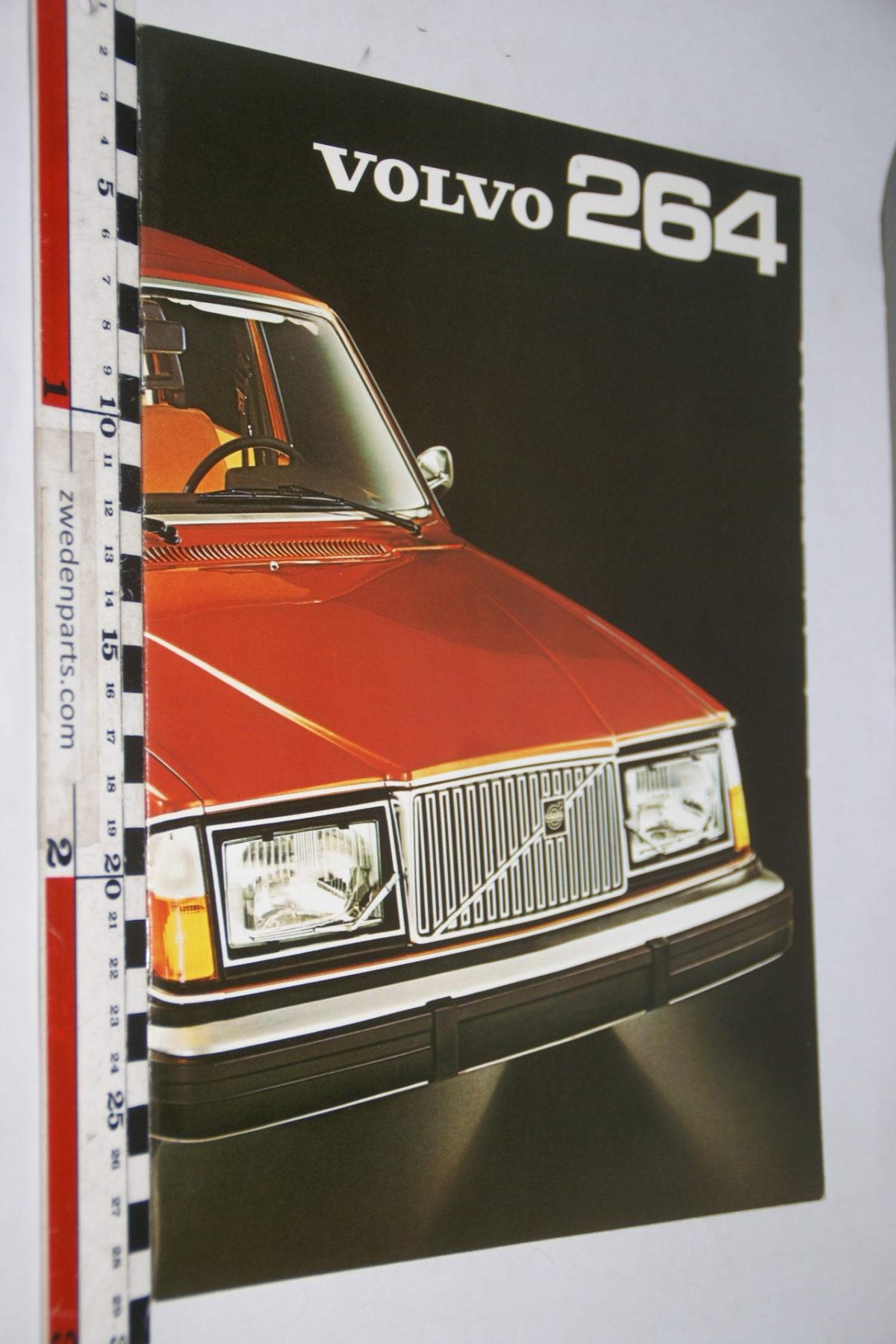 DSC07986 1975 brochure Volvo 264 nr RSPPV 1887