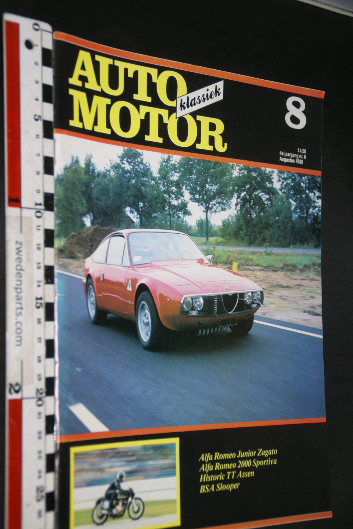 DSC08430 tijdschrift Auto Motor en Sport 1988 augustus