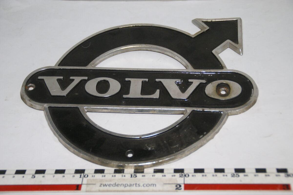 DSC08886 Volvo vrachtwagenembleem 60er jaren