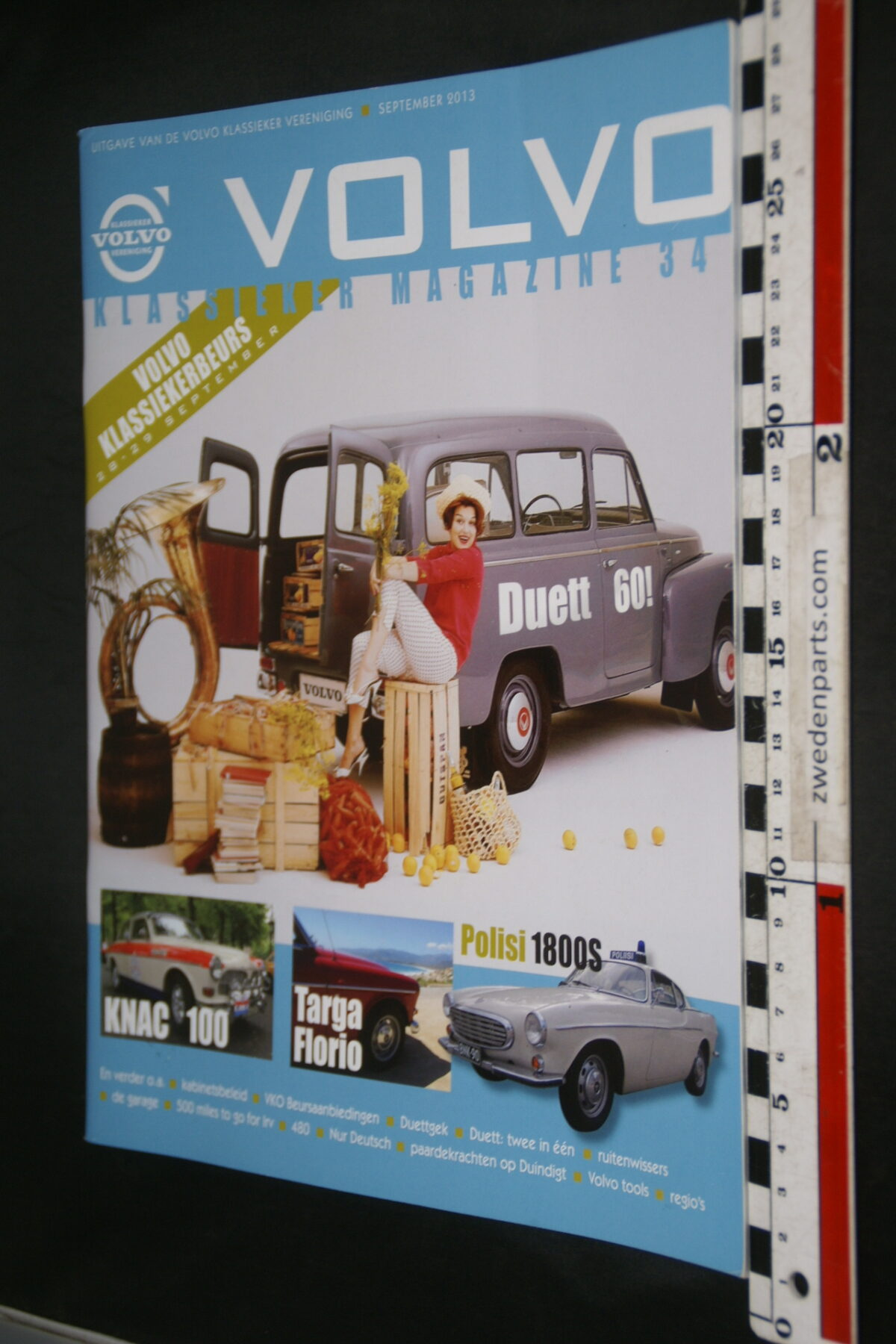 DSC09184 2013 september tijdschrift VKM Volvoclub