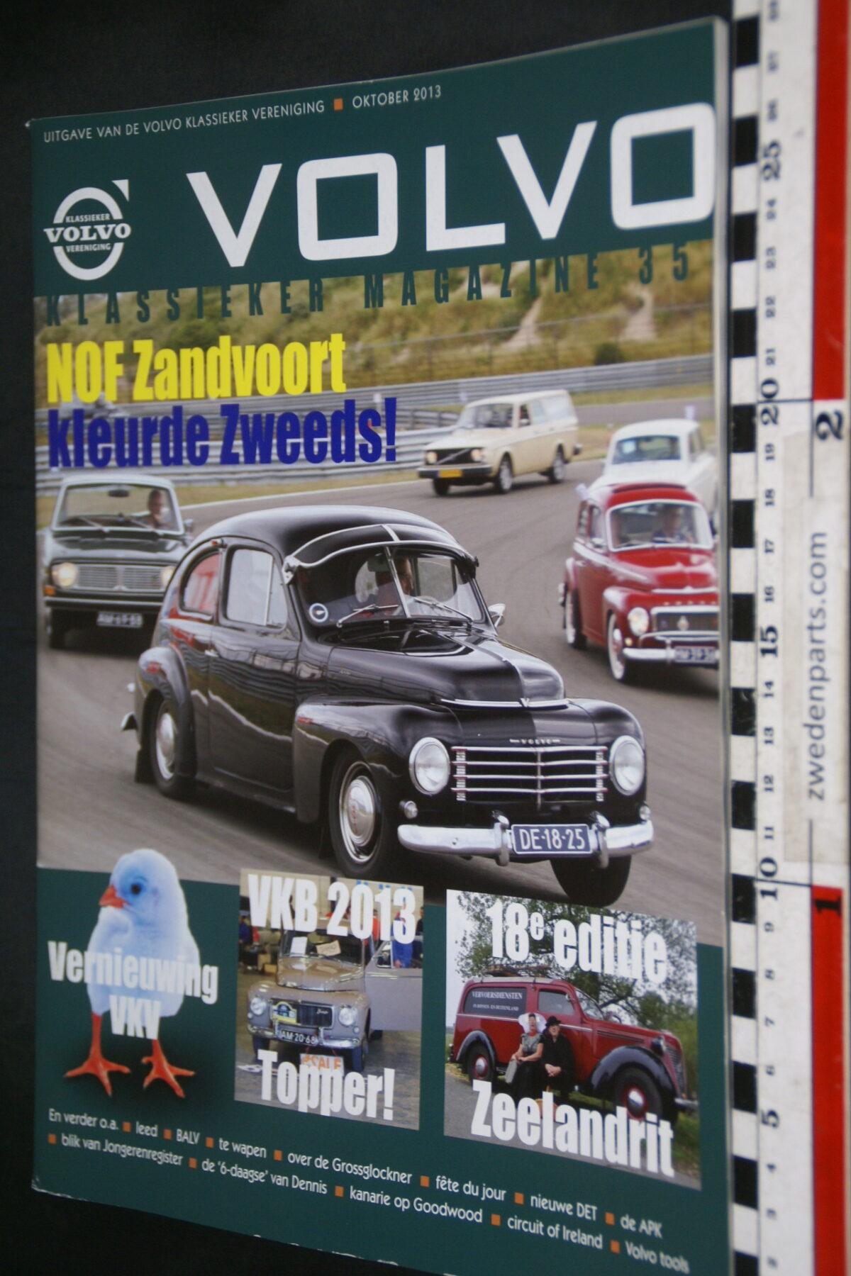 DSC09186 2013 october tijdschrift VKM Volvoclub