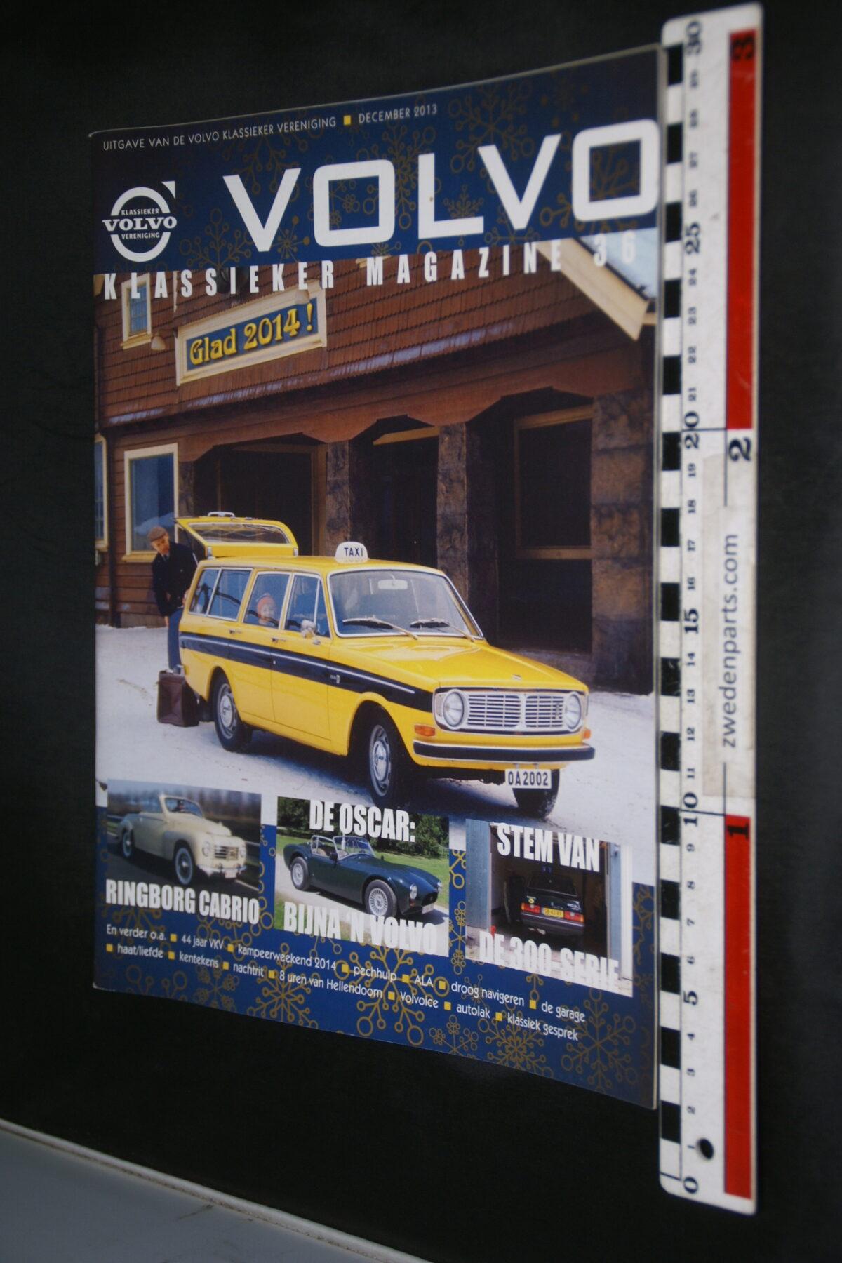DSC09188 2013 december tijdschrift VKM Volvoclub