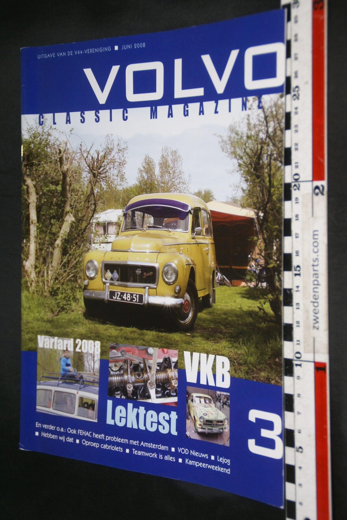 DSC09194 2008 juni tijdschrift VKM Volvoclub