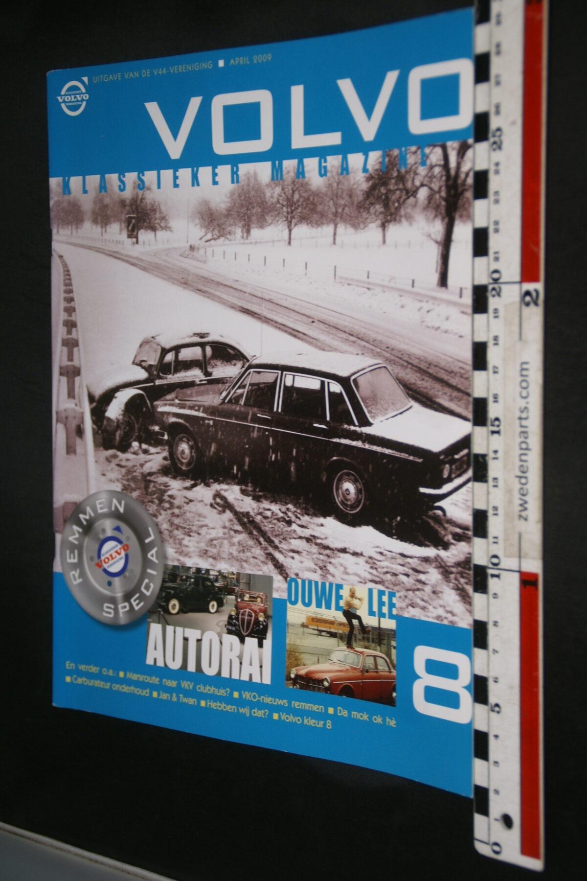DSC09202 2009 april tijdschrift VKM Volvoclub